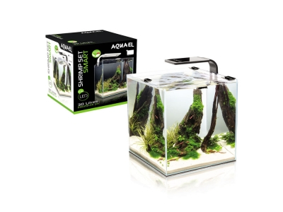 Аквариум Aquael SHRIMP SET SMART 2 10 BLACK