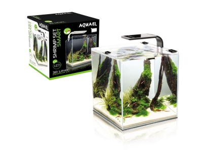 Аквариум Aquael SHRIMP SET SMART 2 20 BLACK