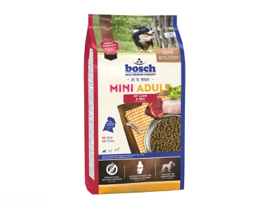 Bosch Adult Mini Lamb and Rice