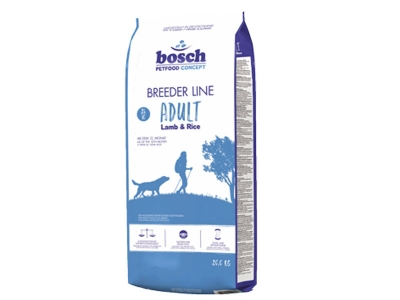 Bosch Breeder Lamb and Rice