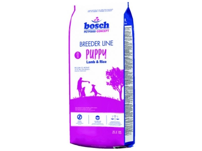 Bosch Breeder Puppy Lamb and Rice
