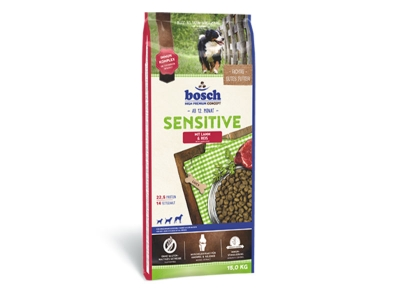 Bosch Sensetive Lamb and Rice