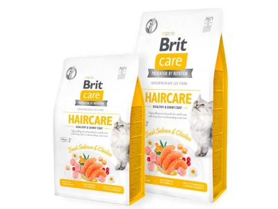 Brit Care Cat GF Haircare Healthy & Shiny Coat