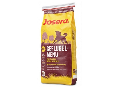 Josera Geflugel Menu Adult Medium/Maxi 15 кг