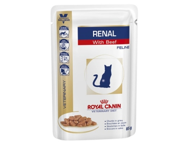 Royal Canin Renal Beef