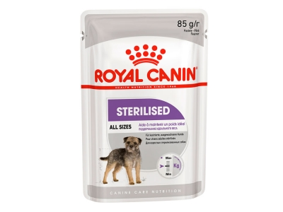 Royal Canin Sterilised Pouch паштет