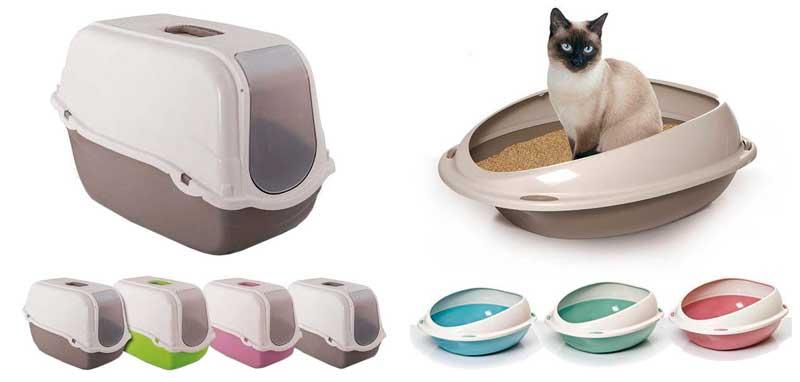 Туалет и лоток для кошки