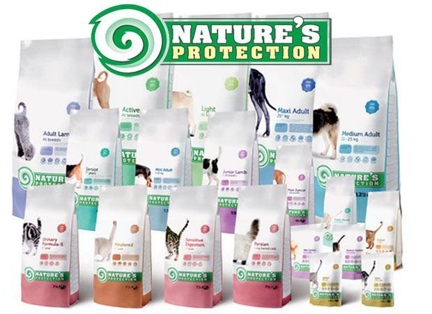 Корм Nature`s Protection
